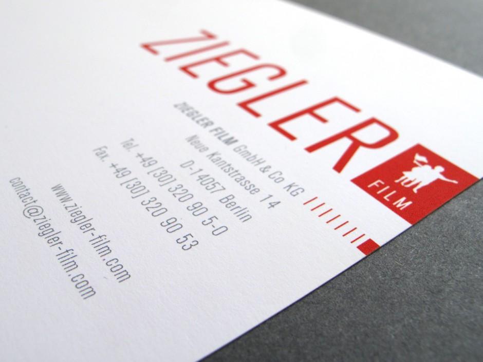 Ziegler Film CD