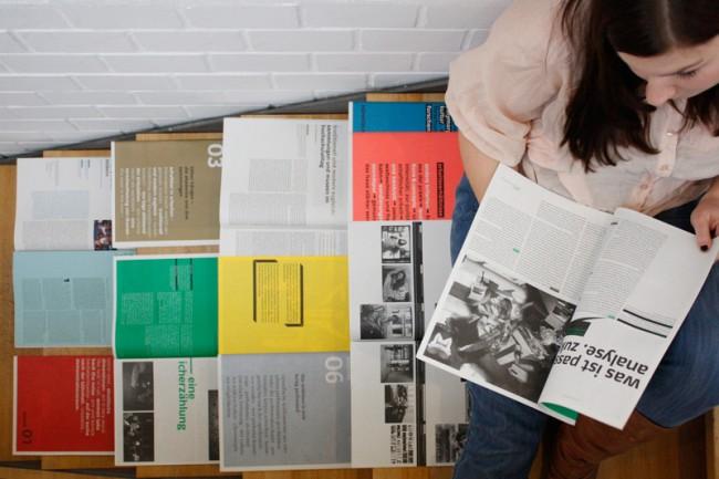 """Akademie der bildenden Künste Wien – Zeitung """"Die Bildende"""""""