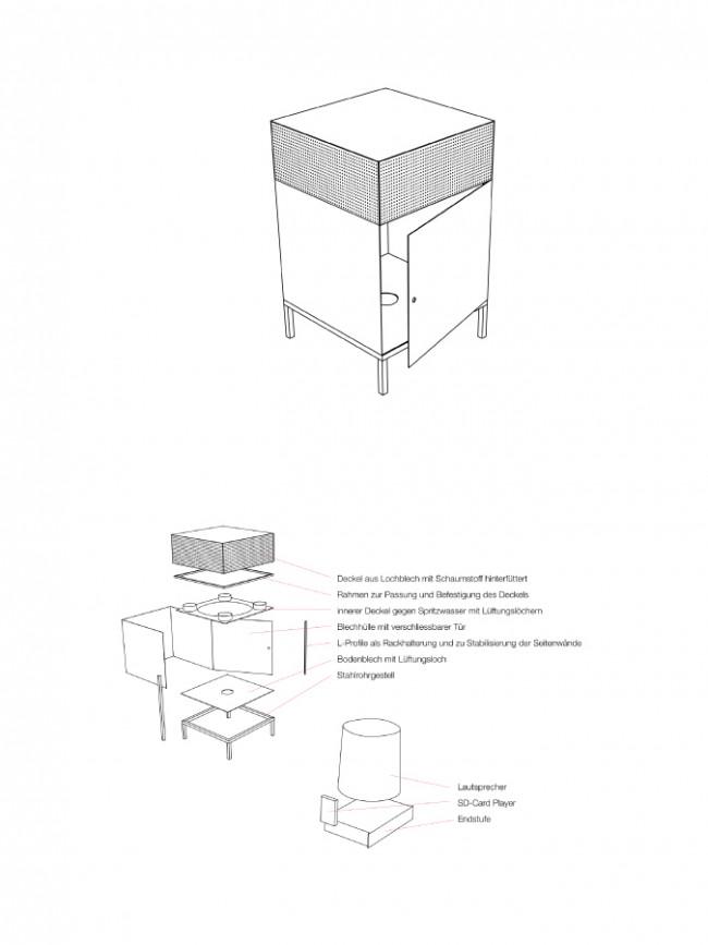 Buchenwald-Kinder    Technische Zeichnung   Skizze   Bilder von 45 Kilo GbR