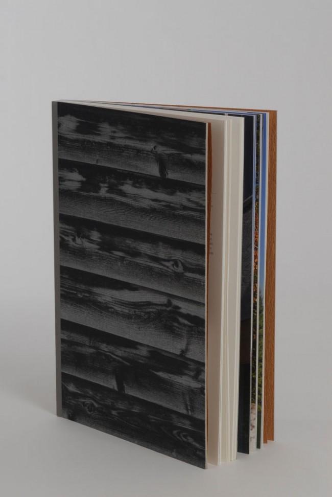 Bronze_Medaille: Fassaden aus Holz; Verlag: proHolz Austria, Wien; Gestaltung: Reinhard Gassner, Marcel Bachmann / Atelier Reinhard Gassner