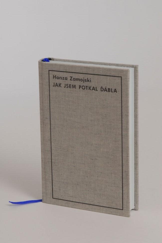 Bronze-Medaille: Jak jsem potkal d'ábla, Honza Zamojski ; Verlag: Galeria Miejska Arsenał, Wydawnictwo Morava, Poznań; Gestaltung: Honza Zamojski
