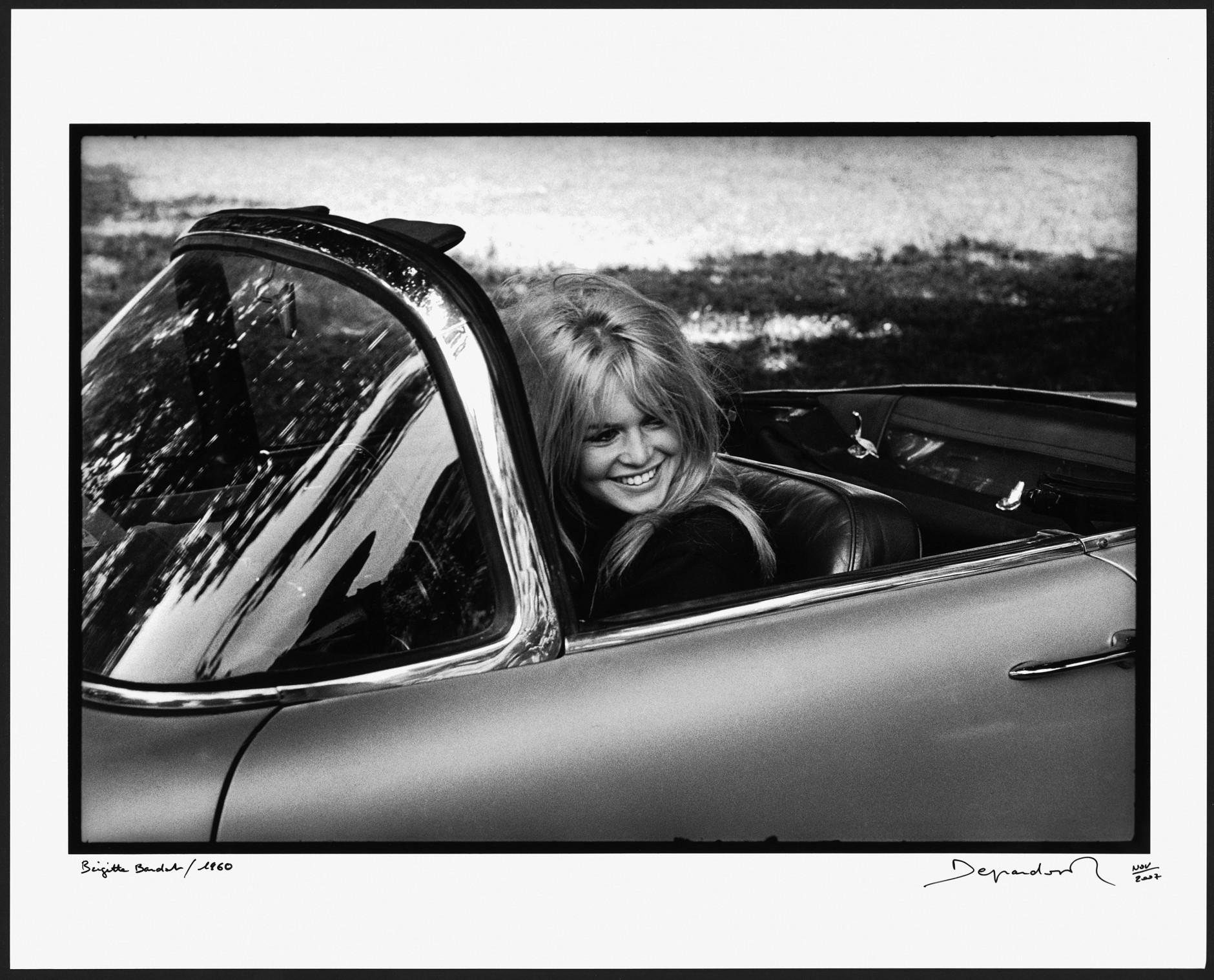 Raymond Depardon: Brigitte Bardot, 1960. © Raymond Depardon/Magnum Photos