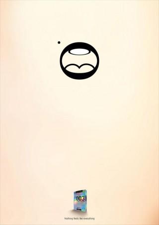 Singapur - Nexogen für Okamoto Condoms - Dezember 2010