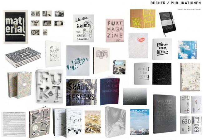 Diverse Publikationen/Bücher