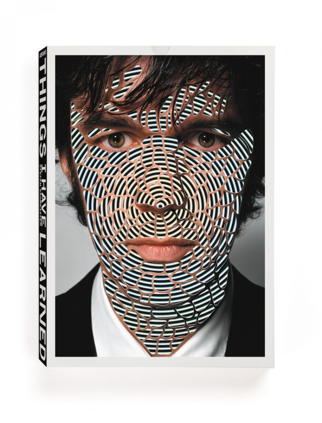 Stefan Sagmeister, »Things I Have Learned In My Life So Far«, 2008, book cover © Stefan Sagmeister