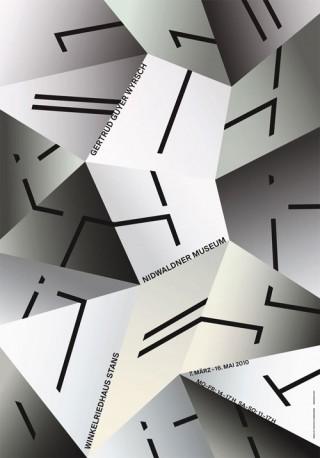 Titel: Gertrud Guyer Wyrsch; Gestalter: C2F: Cybu Richli & Fabienne Burri; Auftraggeber/Kunde: Nidwaldner Museum