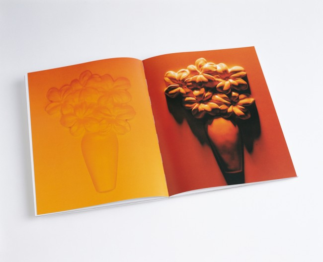 Stefan Sagmeister, »Zumtobel Annual Report«, 2002 © Stefan Sagmeister