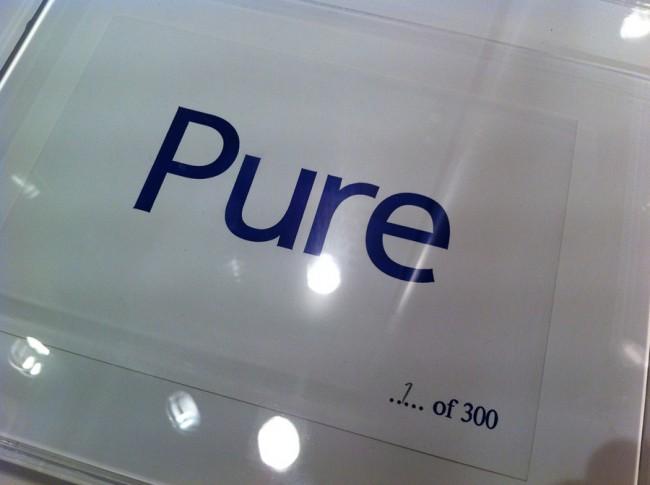 Nokia Pure | © Dalton Maag