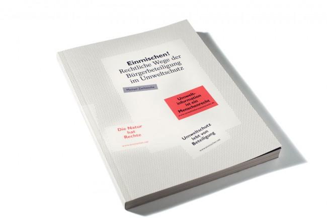 Buch zum Thema Partizipation im Umweltschutz