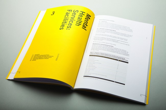 Client: Amnesty International 148 pp soft cover report. Printed on uncoated challenger 100gsm, perfect bound 2 colour lithographic print   © Swollen