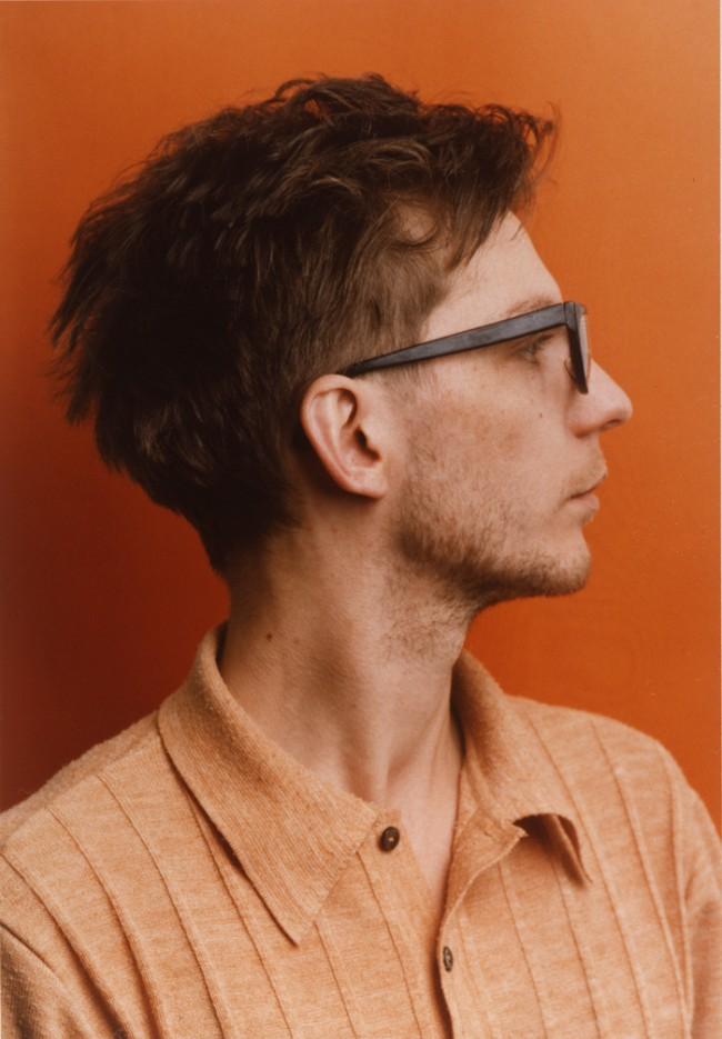 Thomas Ruff (*1958) | Portrait (T. Ruff), 1983 Color Print, 24 x 18 cm © Thomas Ruff / VG Bild-Kunst, Bonn 2011 Niedersächsische Sparkassenstiftung, Hannover