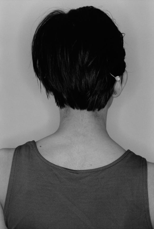 Michael Schmidt aus der 81-teiligen Serie Frauen, 1997–1999 Silbergelatine, je 44,1 x 29,9 cm © Michael Schmidt Niedersächsische Sparkassenstiftung, Hannover