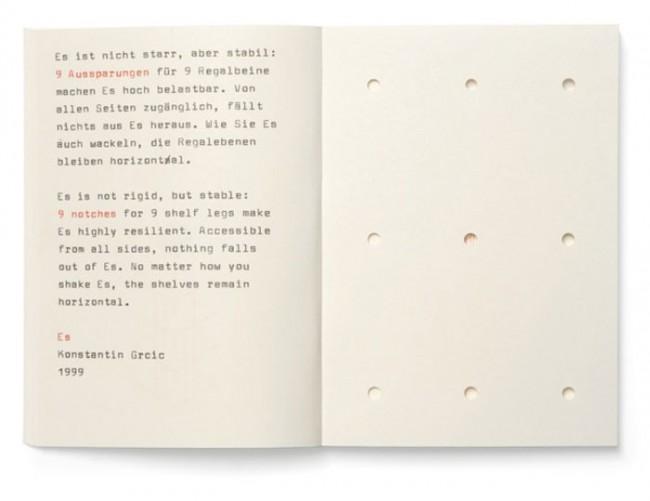 9. Ausgabe der zweijährig erscheinenden Moormann-Broschüre von Olaf Jäger | © Jäger und Jäger