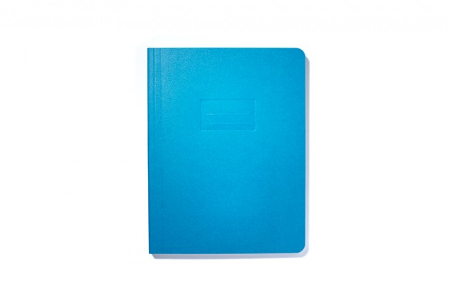 Notizbuch mit 47 verschiedenen Lineaturen, Revolver Publishing, 2010
