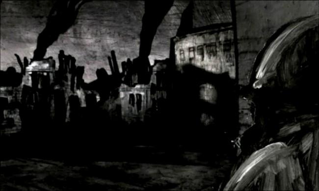 Der Kurzfilm »Wojna« ist 2004 an der Filmakademie Baden-Württemberg entstanden