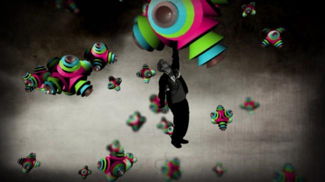 Musikvideo für DJ Vadims »Hidden Treasure« im Auftrag von K7 Records