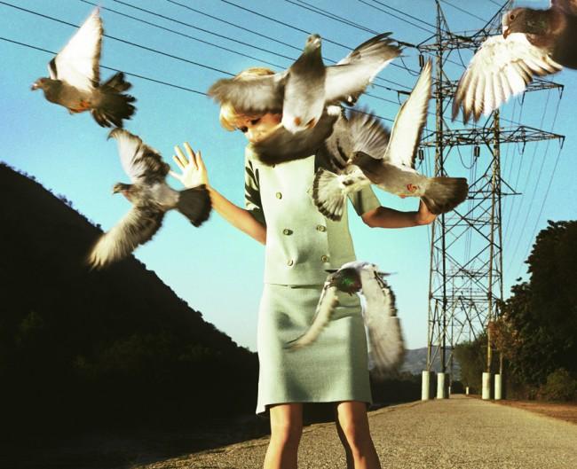 Ausstellung: Visions on Film, Triennale Zelt, »Eve«, 2010 von Alex Prager | © Alex Prager