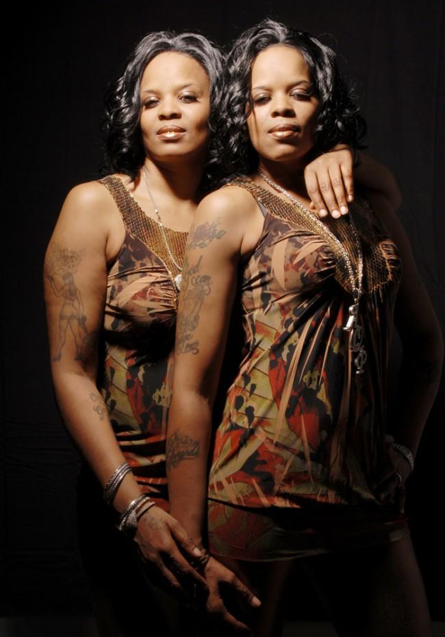 Aubrey Edwards: Ghetto Twinz