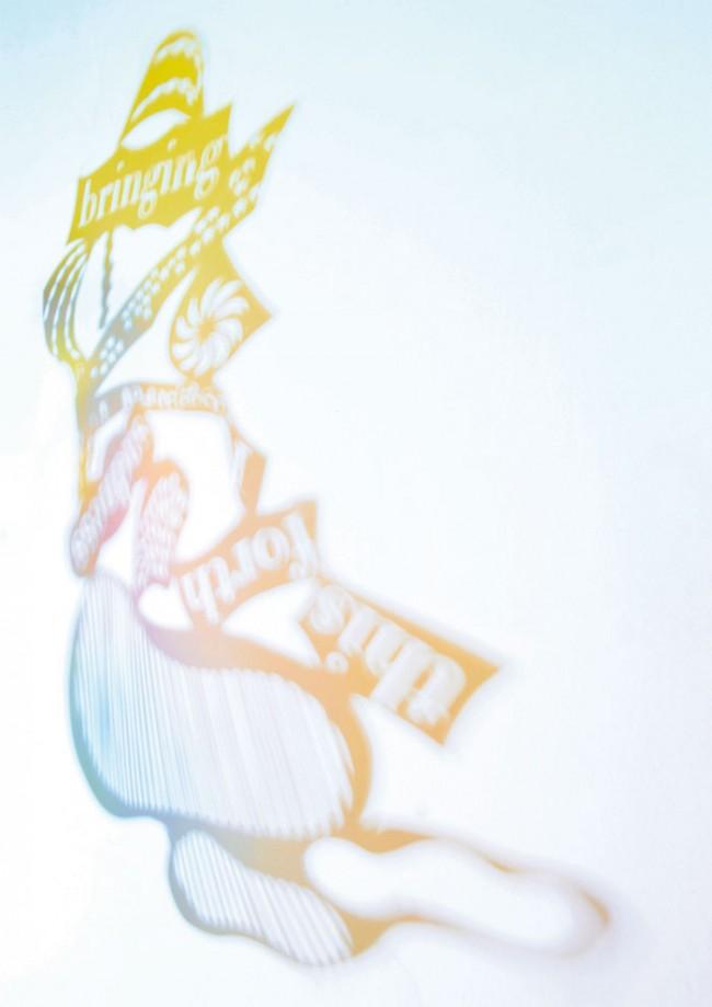 »Colorful Shadow« von Hiroko Sakai © coton design