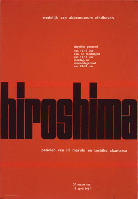 content_size_Poster_Hiroshima_Van_Abbemuseum_1957