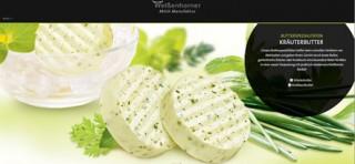 Corporate Website Weißenhorner Milch Manufaktur von Zum Kuckuck