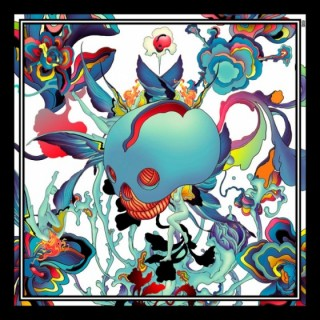 OVM Lotus War scarf von James Jean