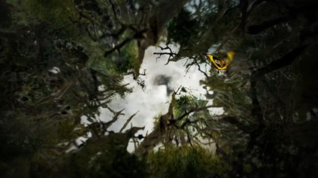 Kino-Werbespot zu Christian Krachts Buch »Ich werde hier sein im Sonnenschein und im Schatten«