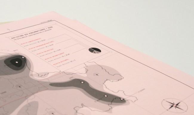 O DU MEIN SCHÖN' UTOPIA – Informationsdesign, 2010