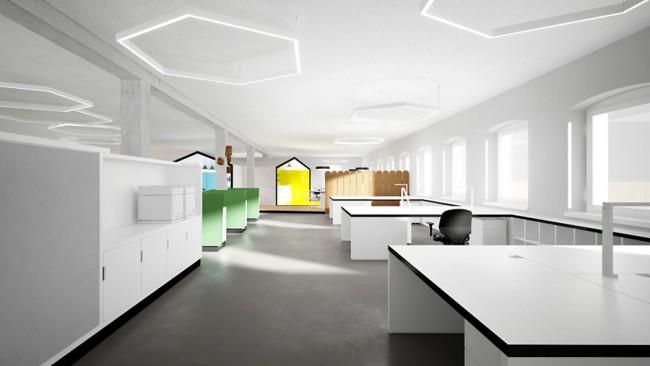 Second Home - Büroausbau, 2010   © PARAT