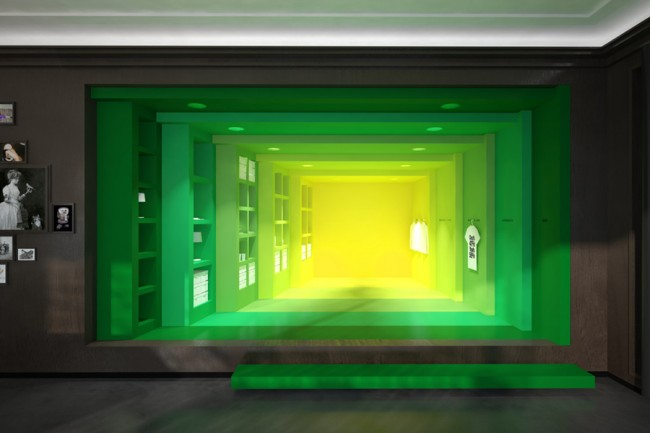 Rasmus Store - Retail Design, 2010   © PARAT