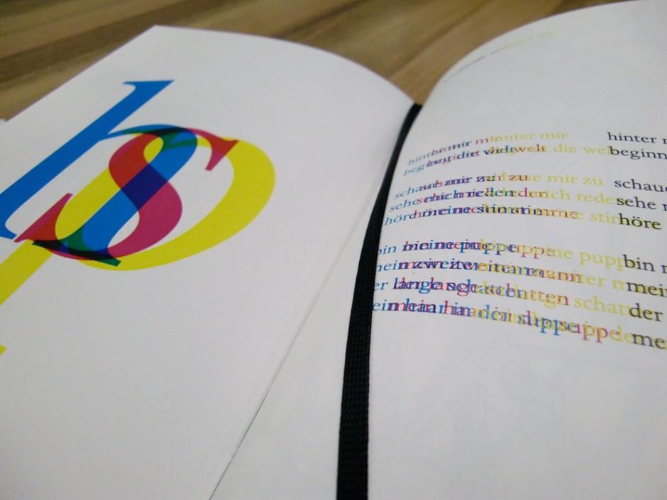 Glück ist einfach | Lyrik-Buch