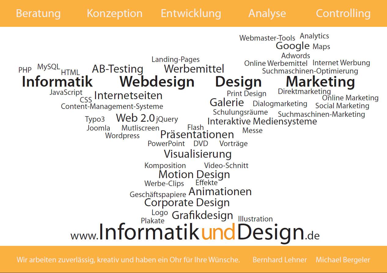 Leistungsspektrum-InformatikundDesign
