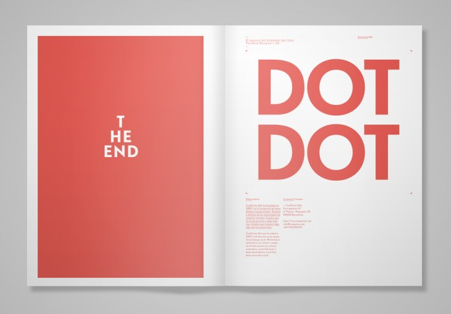 Book Design »c de c« | © TwoPoints.Net