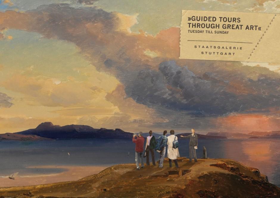 Silver Angel Outdoor & Poster; TEAM: Alexander Schmid, Arne Salz, Eva Salzmann, Olaf Oldigs, Sascha Petersen; AGENCY: Kolle Rebbe Hamburg