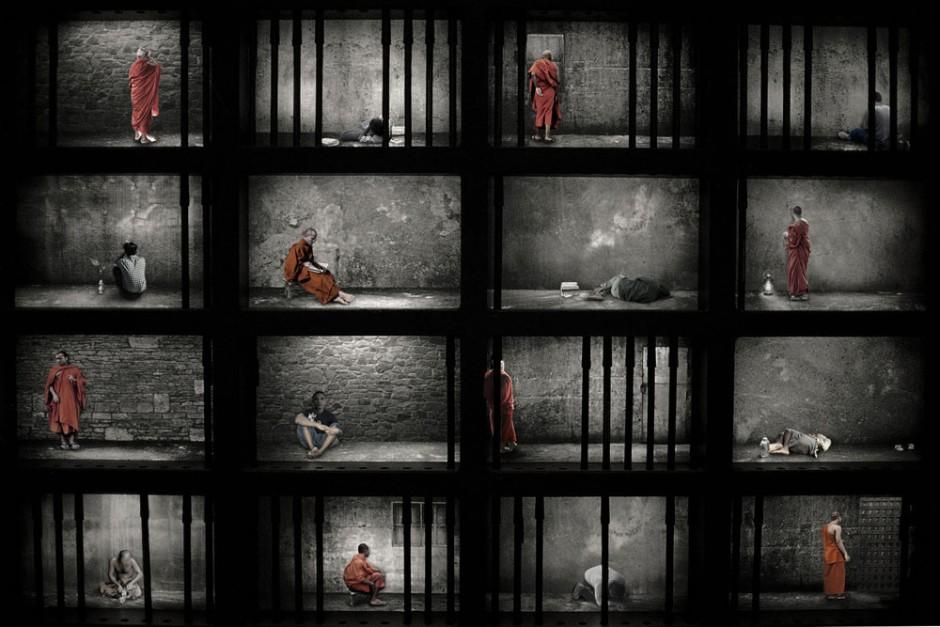 Burma: Je mehr Menschen unterschreiben, desto weniger Gitterstäbe