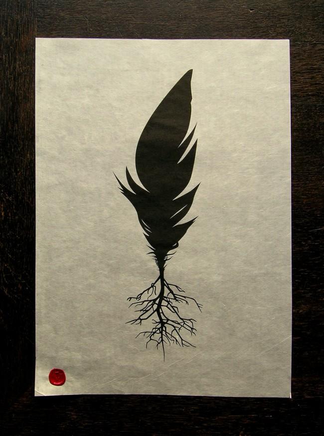 reThink Things 1   Print auf Japanpapier