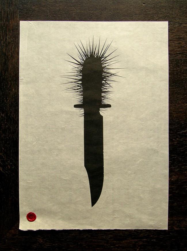 reThink Things 3   Print auf Japanpapier