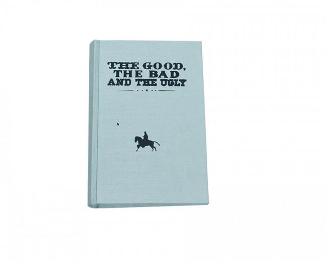 »THE BOOK, THE BAD & THE UGLY« von Ronny Schrödter | © Ronny Schrödter