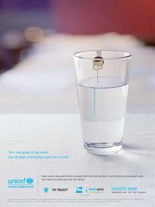 Unicef Straw