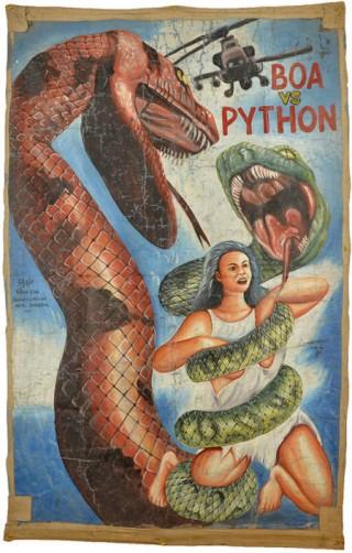 Boa vs. Python, USA, 2004, Horrorfilm   Leonardo Arts