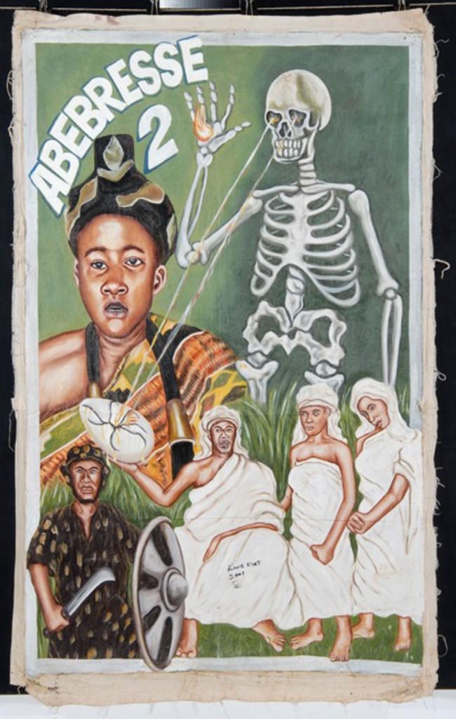 Abebresse 2, Afrika   King Art