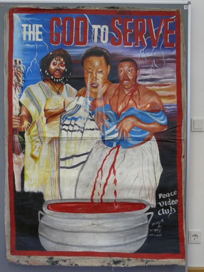The God to serve, Nigeria, 2055, Drama   Magasco Art