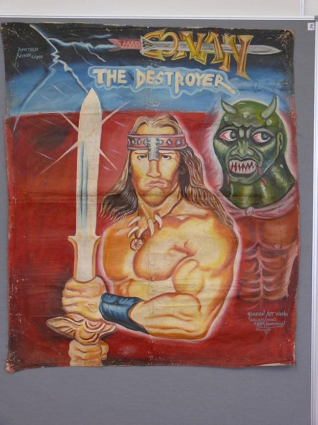 Conan the Destroyer, USA, 1984, Actionfilm   Gideon Art Works