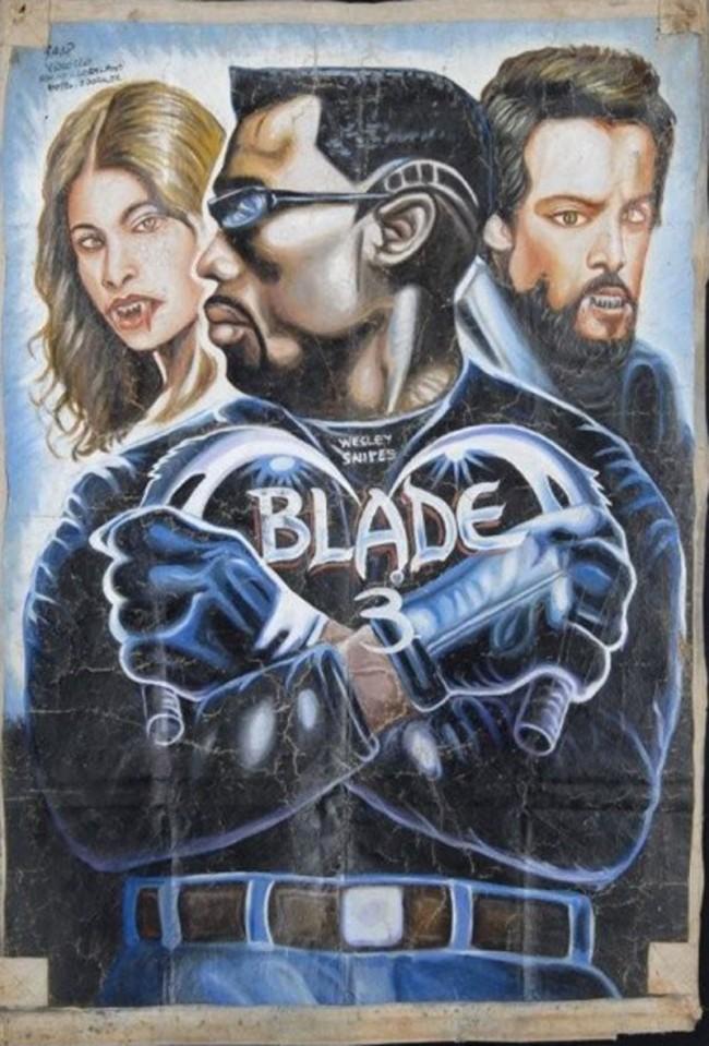Blade, USA, 2004, Actionfilm   Leonardo Arts