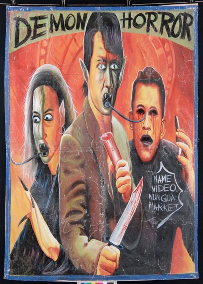 Demon Horror, USA, 1986, Horrorfilm