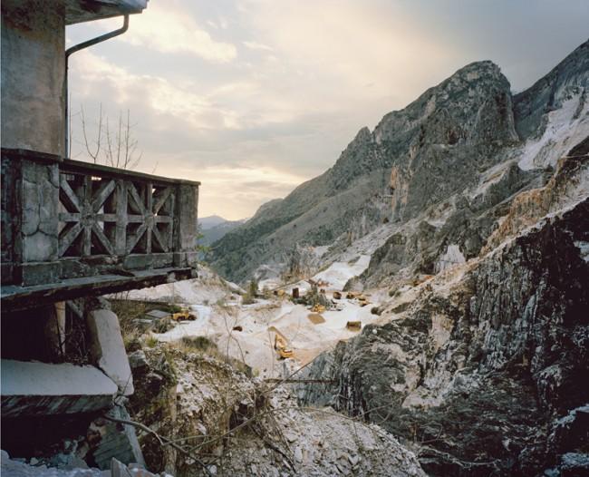 Jörn Vanhöfen: Carrara 635, 2010