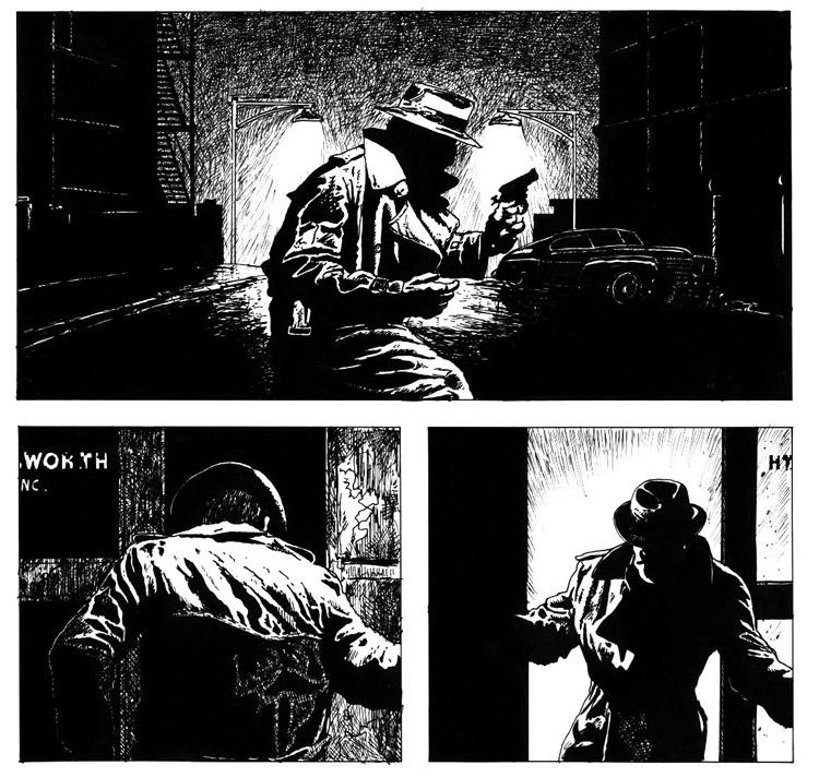 Comic-Dark