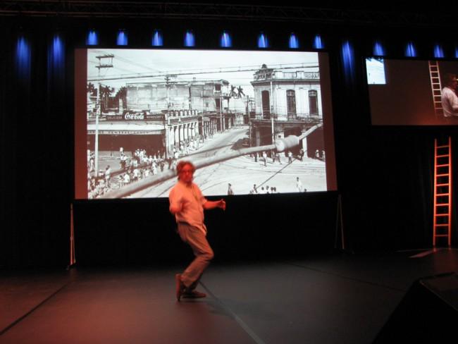 Tanzend durchs Showreel: Javier Mariscal