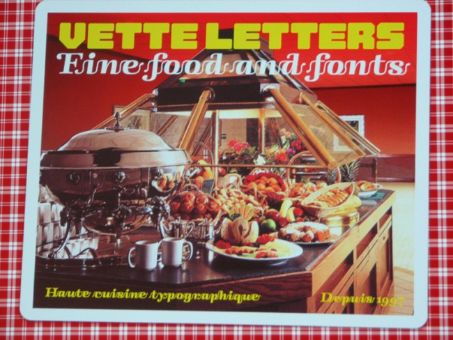 Donald Beekman und Donald Roos »VetteLetters: Zwischen Food, Fonts und The Making of ...«