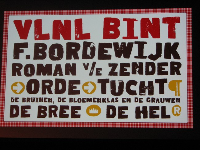Donald Beekman und Donald Roos »VetteLetters: Zwischen Food, Fonts und The Making of ...«
